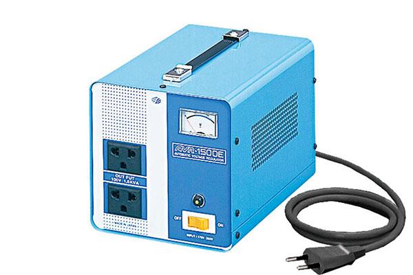 海外用交流定電圧電源装置 AVR-E
