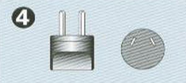230-240V Oプラグ